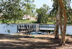 Recreational Fishing Pontoon